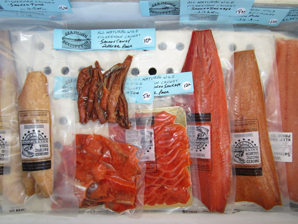 Ropey Fishing's Delicious Smoked Salmon, Tuna & More!