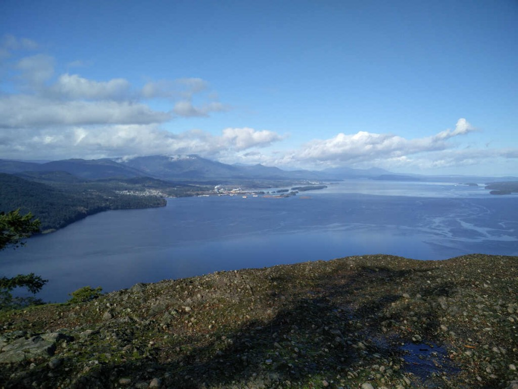 Mt Erskine via Juniper -Salt Spring Island Hike 17