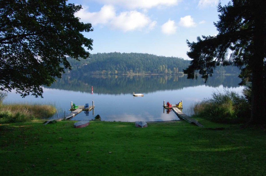 Salt Spring Island Accommodation - Maple Ridge 4