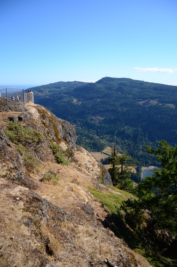 Mount Maxwell Provincial Park Hiking On Salt Spring