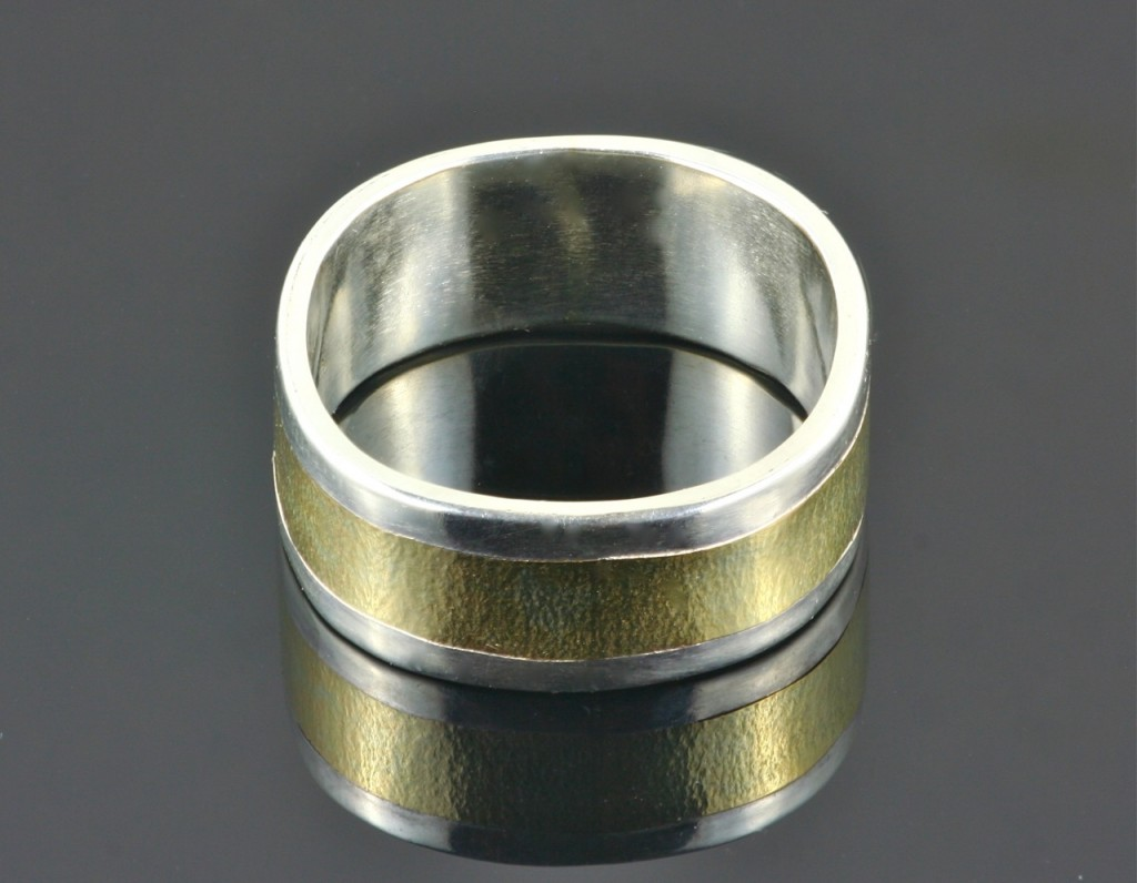Silver-Gold-band-R194