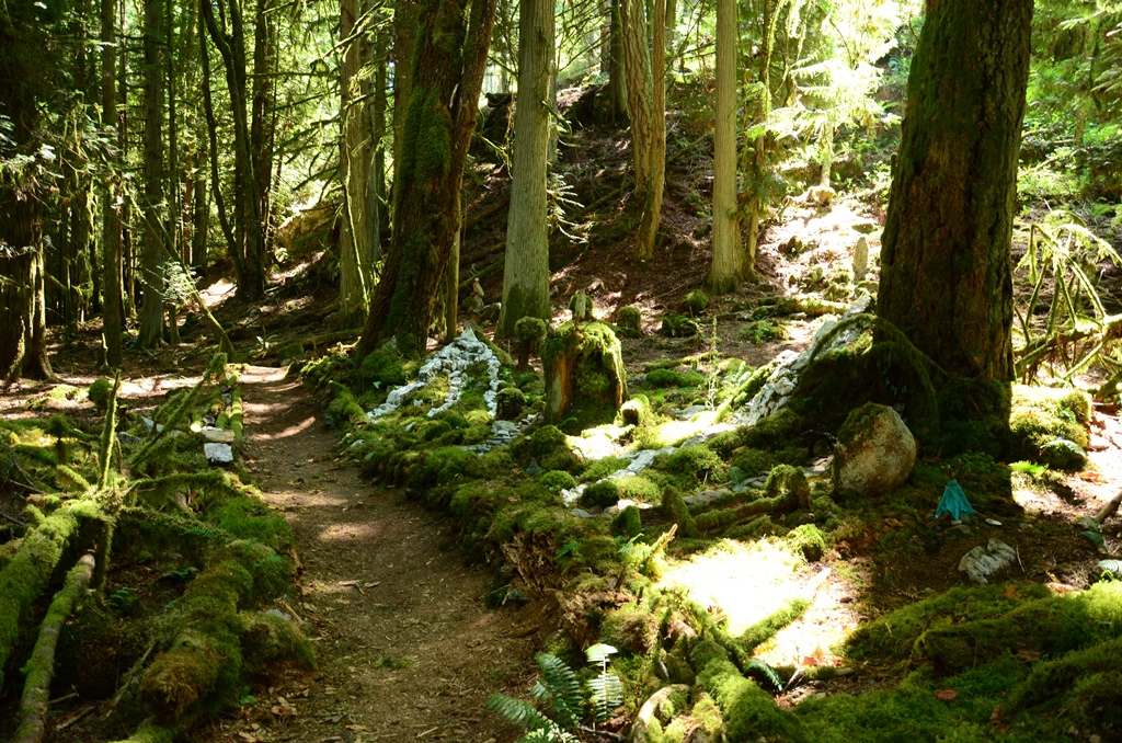 Chris Hatfield Trail & Fairy Village