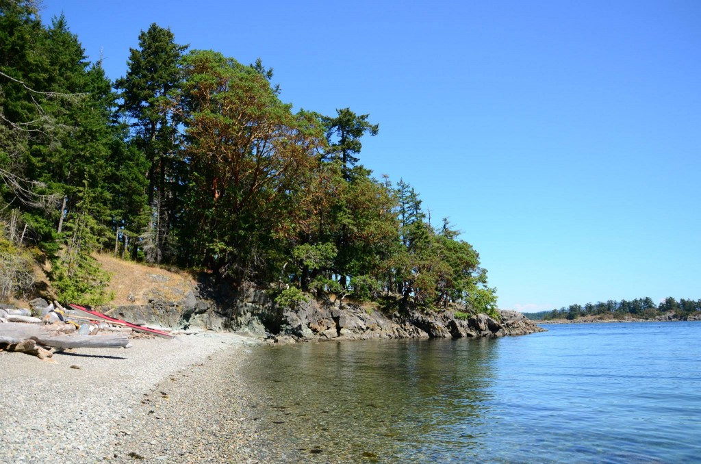 Salt Spring Island Hike - Beaver Point Hall to Yeo Point 6