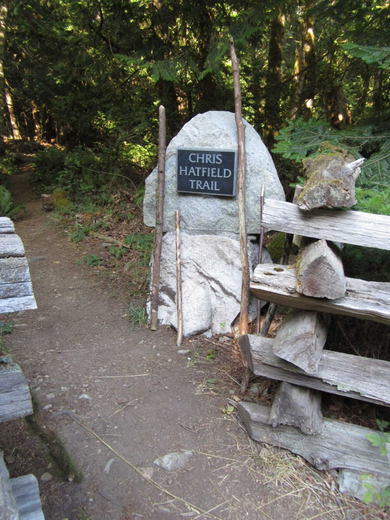 Salt Spring Island Hikes - Chris Hatfield Trail 12