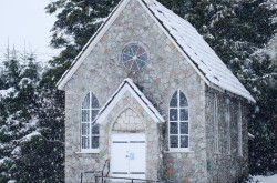 February 2014: Church in the Snow