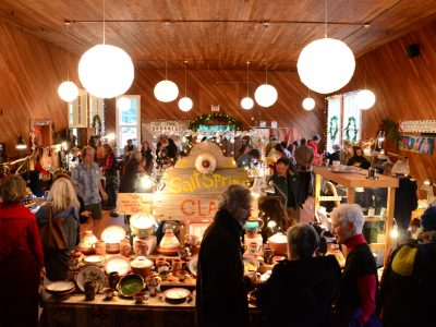 December 2014: Beaver Point Hall Christmas Craft Fair