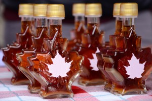 Maple Syrup Day on Salt Spring