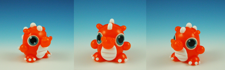 Creamsicle Dragon multiview small