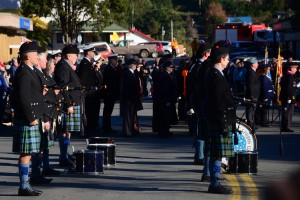 Remembrance Day Salt Spring Island