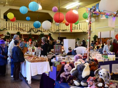 Fulford Hall Christmas Craft Fair