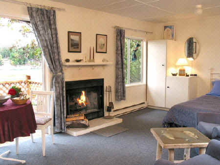 Constance Cottage at Spindrift Cottage Resort Salt Spring Island